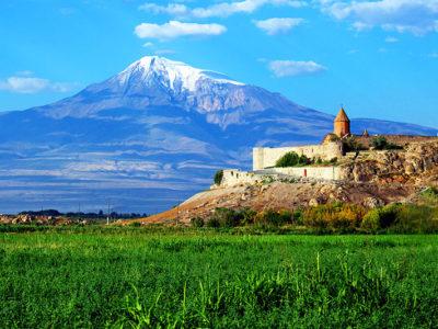 Хор Вирап - Монастырь в Армении